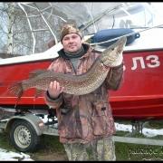 Рыбалка у нас 2012-2013